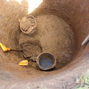 Время когда лучше всего копать колодец