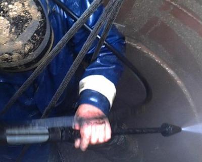 чистка колодца от мути, налета и вони в Самарской области