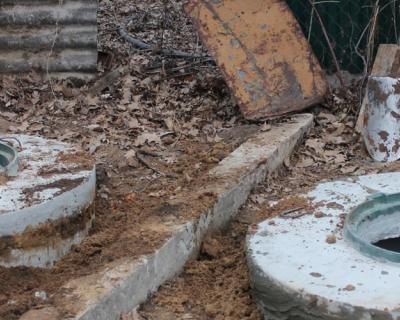 копка септиков из бетонных колец в самарской области под ключ